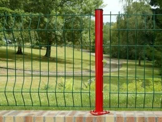 花园小区别墅防盗护栏网