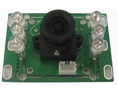 480线黑白/彩色CMOS楼宇对讲摄像模组
