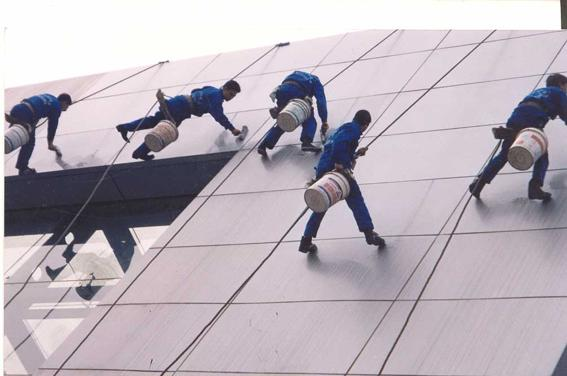 南通地区最专业的【外墙清洗】公司