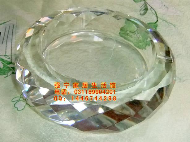 石家庄强宁家居生活馆-水晶烟缸