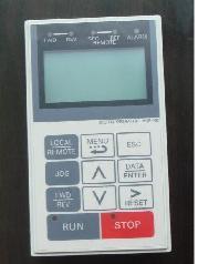 安川变频器面板:JOP-160|安徽安川变频器维修配件