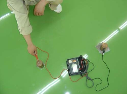 南阳环氧防静电地坪厂家,防静电地板漆-郑州迦南美地高品质