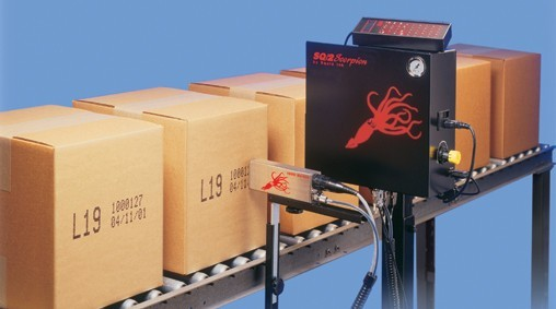 ZERO INK D7/1纸箱喷码机 压力稳定,使用寿命长