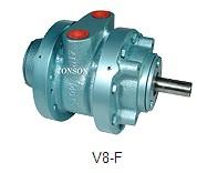 叶片式气动防爆马达V8-F  V16-L