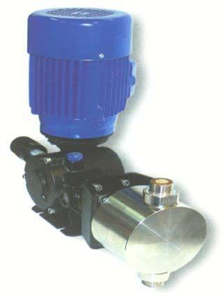 意大利SEKO柱塞式计量泵PS1型号