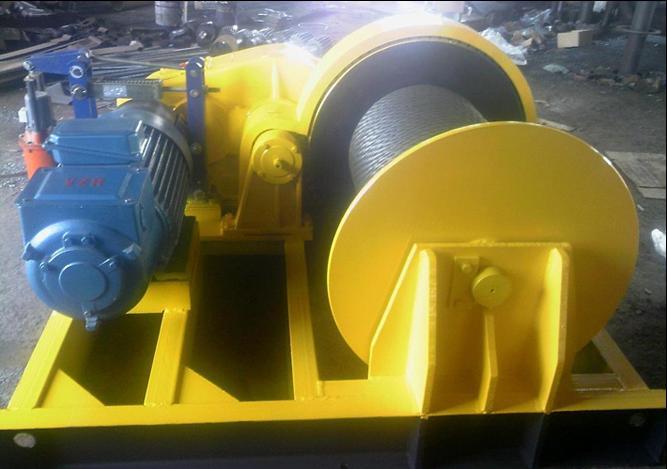 03  jm慢速卷扬机 发布建筑工程机械信息  供货厂家 北京腾利恒新
