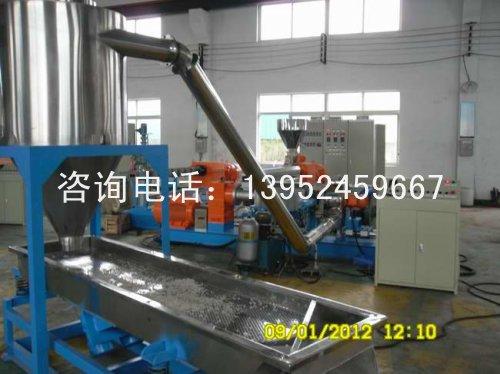 聚氯乙烯PVC电缆料造粒机