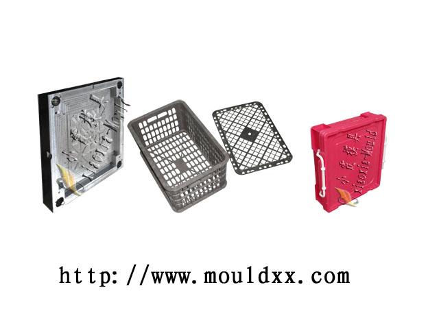 浙江/塑料周转箱模具,工具箱,模