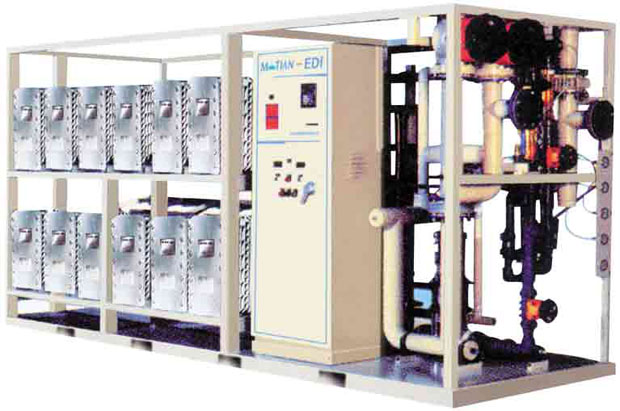 超纯水设备、EDI装置