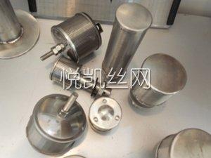 化工设备专用约翰逊滤管