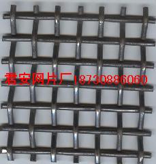 黑铁丝网片/电焊铁丝网片