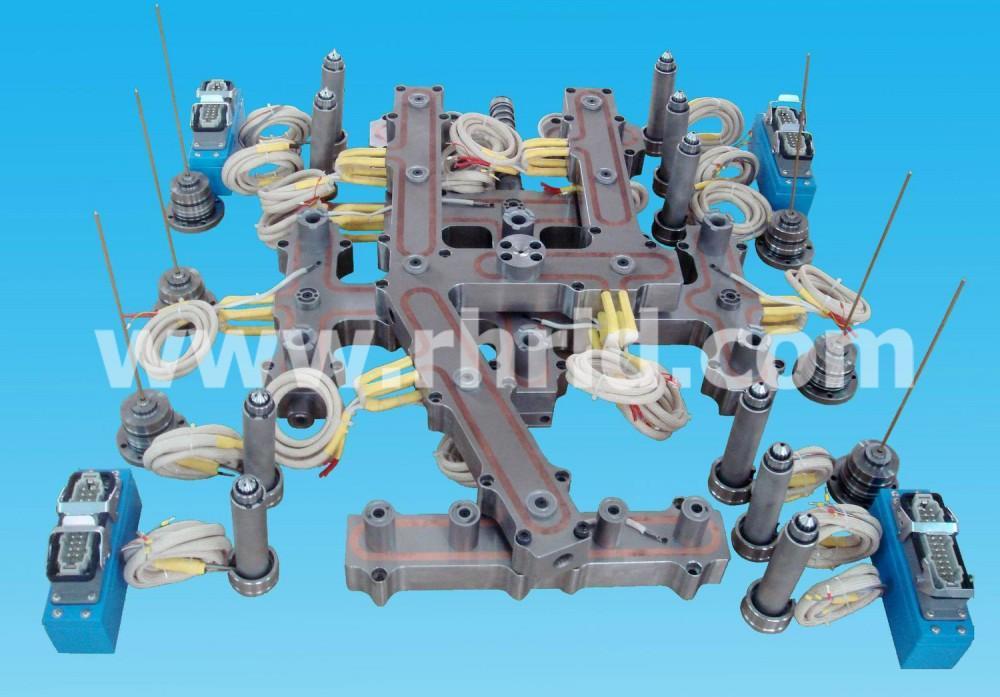 热流道注塑模具针阀式生产厂家
