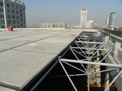 钢骨架轻型板——发泡水泥复合外墙板、栈桥板