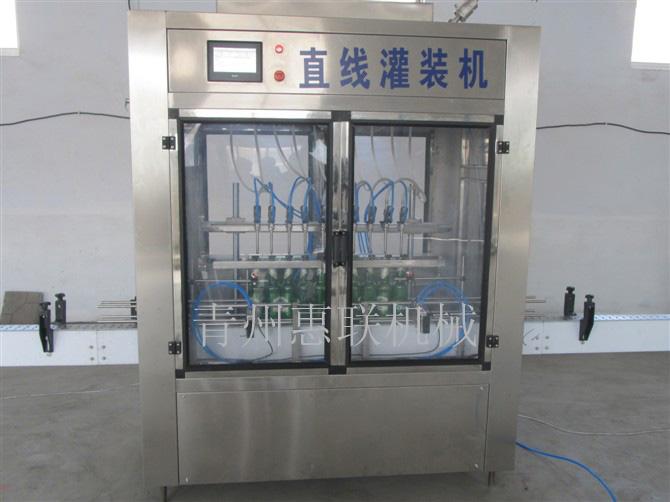 农药灌装机 液体肥灌装机