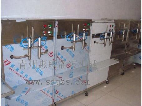 防冻液灌装机 玻璃水灌装机