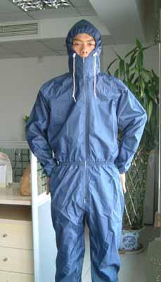 防紫外线防护服 防紫外线工作服 抗紫外线防护服 透气型化学防护服
