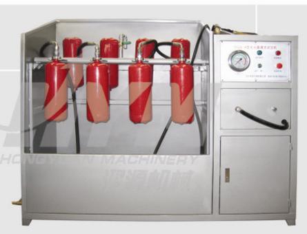 灭火器筒体水压清洗一体机
