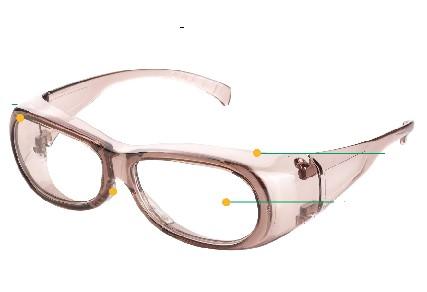 梅思安酷特防护眼镜