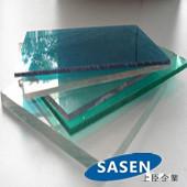 苏州厂家直销高透明8MM抗老化抗紫外线PC耐力板,阳光板(十年质保)