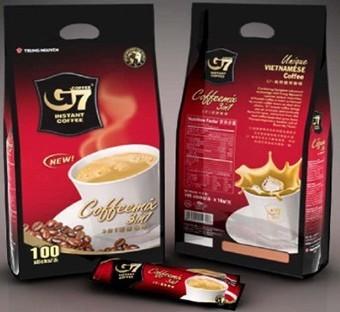 越南中原G7三合一速溶咖啡1.6kg