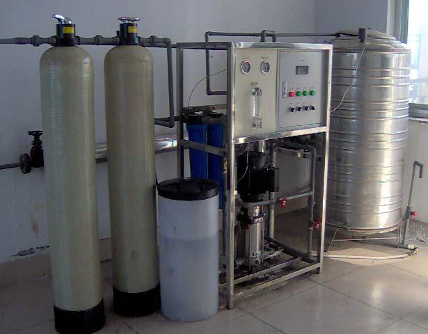 纯净水厂设备
