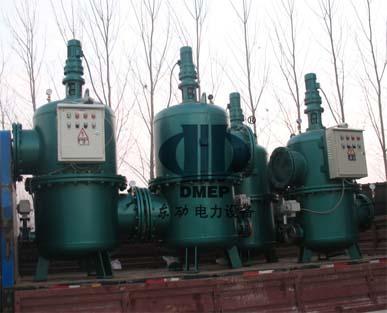 全自动工业滤水器