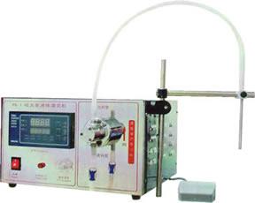 小型药水灌装机 农药灌装机 实验室用液体灌装机