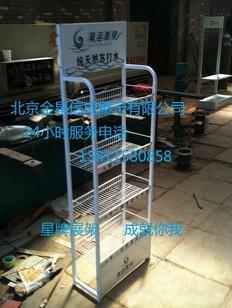新款高质苏打水北京展架