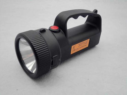 仿BAD301防爆强光工作灯,强光防水防爆锂电池探照灯