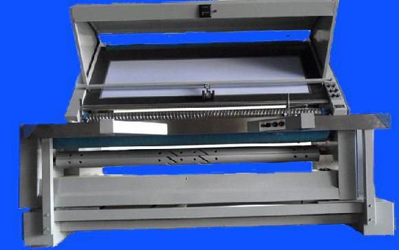 TB-B型多功能防皱型验布卷布机