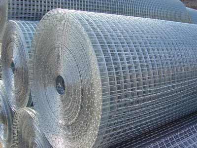热镀锌电焊网墙体保温防裂工程