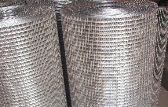 厂家优价供应大孔不锈钢电焊网 镀锌电焊网 小丝电焊网