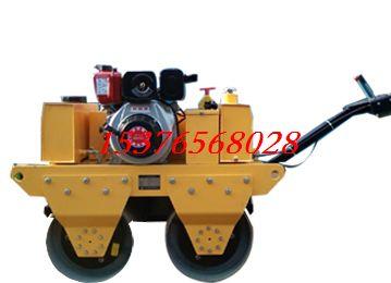 最新最畅销小型双轮压路机 手扶式压路机