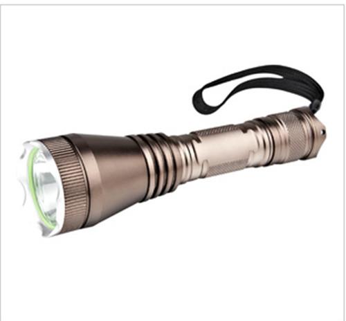 T6强光手电筒 LED手电筒 强光手电 CREE 防身手电筒