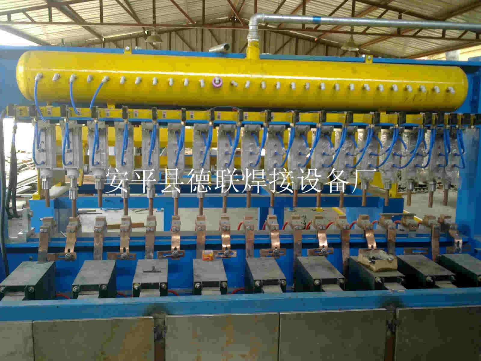 丝网机,全自动焊网机,数控钢筋网排焊机