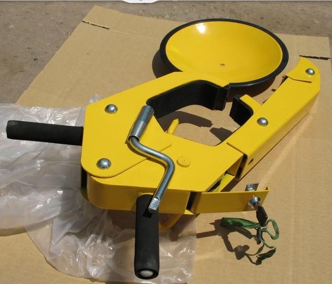 优质小车锁胎器的使用方法