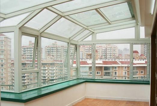 广州铝合金阳台窗制作加工,高档铝合金阳台窗价格(图)