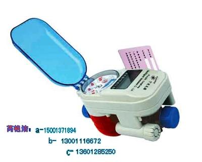 DN15石家庄小区刷卡式磁卡水表家用插卡智能IC卡预付费表水表厂
