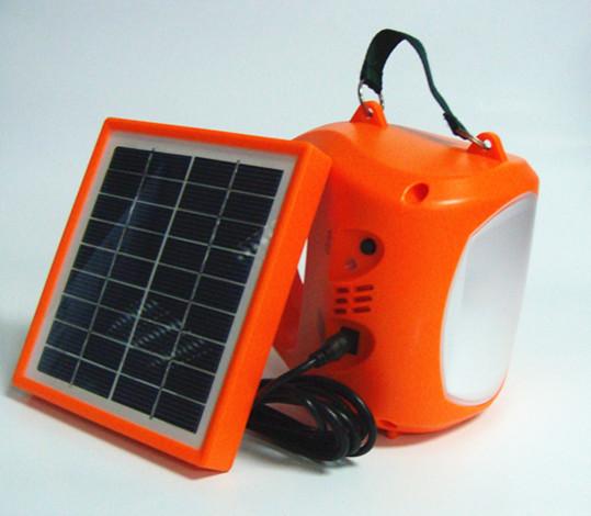太阳能充电手提灯太阳能野营露营营地帐篷灯太阳能应急灯
