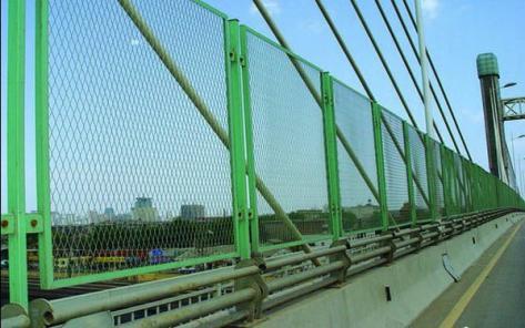 创翔桥梁护栏网,桥梁防护网,桥梁防抛网创翔