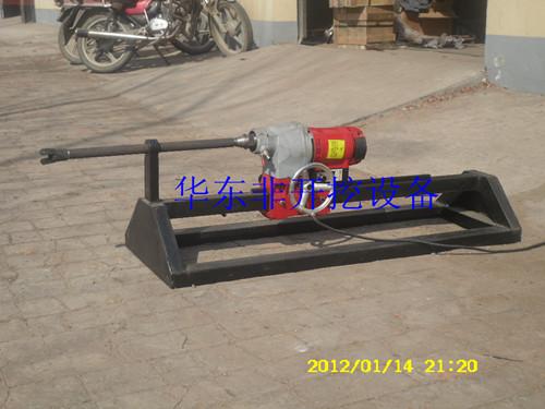 220v水钻顶管机,小型顶管机,自来水顶管机