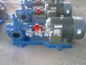 YCB双圆弧齿轮油泵