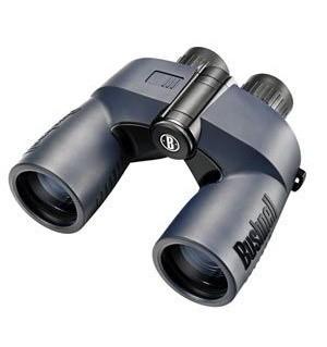 美国博士能航海MARINE 双筒望远镜7X50 冲氮防水 超高清