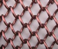 金属装饰网,金属网帘,酒店装饰网