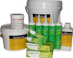 有机硅胶粘接密封材料,耐高温防水密封胶,高绝缘胶水,无腐蚀金属粘