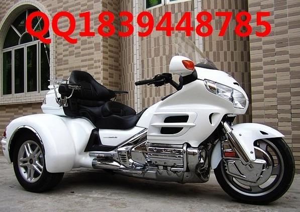 06年金翼1800(正三轮)摩托车