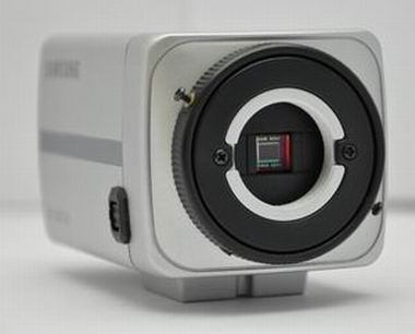 仿三星安防器材SCC-B2033P监控摄像机