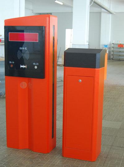 湖南省岳阳市简易停车场收费系统/蓝牙停车场系统
