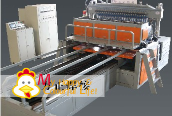 地暖网焊机 地暖网焊网机 全自动地暖网片机