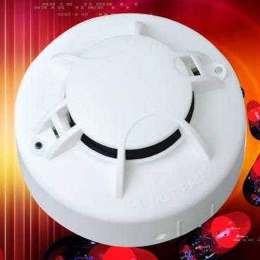 差定温联网感温火灾探测器 温度报警器温感器价格
